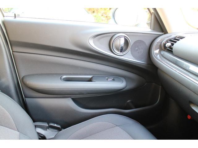 クラブマン バッキンガム LEDヘッドライト オートライト レインセンサー コンフォートアクセス ドライブアシスト 16インチAW(38枚目)