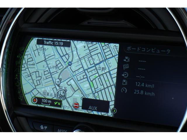 クーパー LEDヘッドライト 15インチAW オートライト レインセンサー コンフォートA TV ボンスト ドアバイザー(35枚目)
