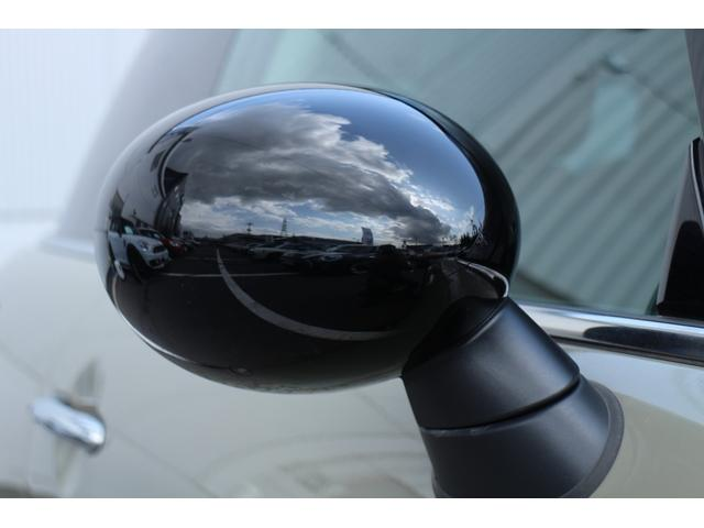 クーパー NAVI クルコン LEDライト Bカメラ クルーズコントロール ボンネットストライプ アームレスト(16枚目)