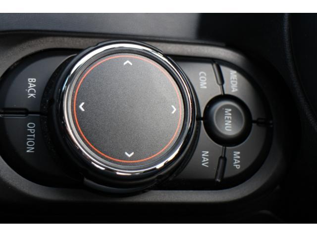 クーパー NAVI クルコン LEDライト Bカメラ クルーズコントロール ボンネットストライプ アームレスト(38枚目)