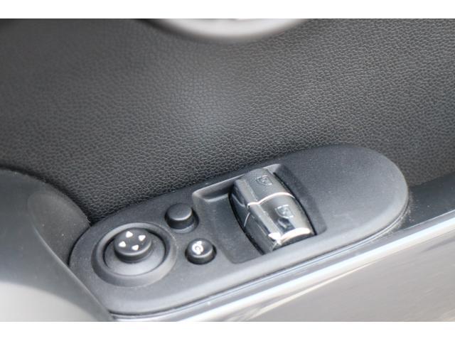クーパー NAVI クルコン LEDライト Bカメラ クルーズコントロール ボンネットストライプ アームレスト(45枚目)