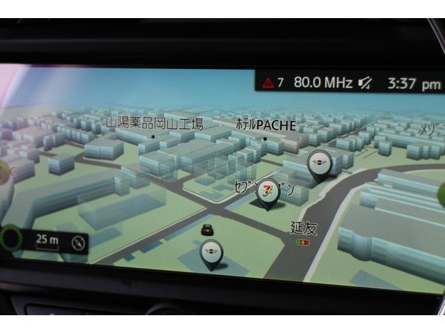 クーパー NAVI クルコン LEDライト Bカメラ クルーズコントロール ボンネットストライプ アームレスト(80枚目)