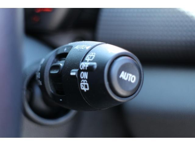 クーパーD ワンオーナー NAVI LEDヘッドライト 15インチAW ペッパーPKG コンフォートアクセス オートライト・レインセンサー ホワイトルーフ(35枚目)