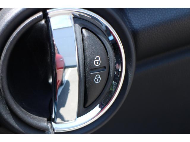 クーパーD ワンオーナー NAVI LEDヘッドライト 15インチAW ペッパーPKG コンフォートアクセス オートライト・レインセンサー ホワイトルーフ(37枚目)