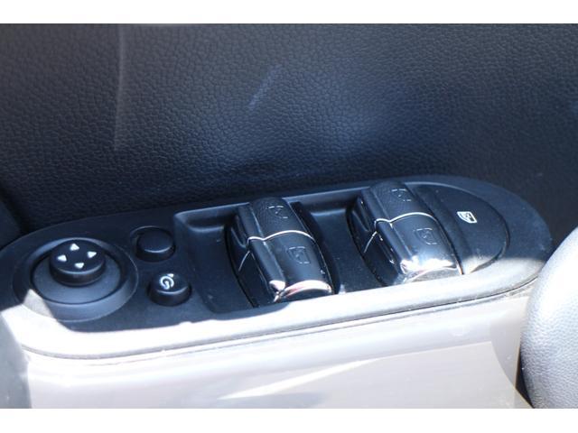 クーパーD ワンオーナー NAVI LEDヘッドライト 15インチAW ペッパーPKG コンフォートアクセス オートライト・レインセンサー ホワイトルーフ(38枚目)