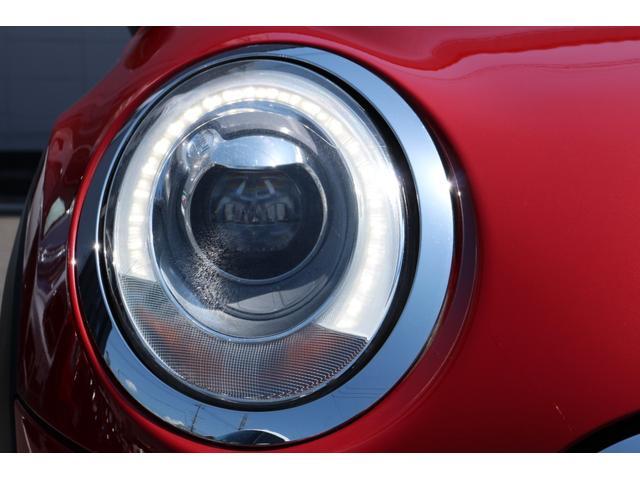 クーパー NAVI 15インチAW ブラックルーフ LEDヘッドライト コンフォートアクセス オートライト・レインセンサー(12枚目)
