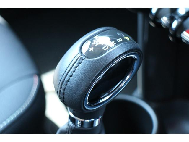 クーパー NAVI 15インチAW ブラックルーフ LEDヘッドライト コンフォートアクセス オートライト・レインセンサー(31枚目)