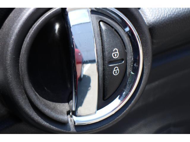 クーパー NAVI 15インチAW ブラックルーフ LEDヘッドライト コンフォートアクセス オートライト・レインセンサー(38枚目)