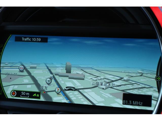 クーパー NAVI 15インチAW ブラックルーフ LEDヘッドライト コンフォートアクセス オートライト・レインセンサー(78枚目)