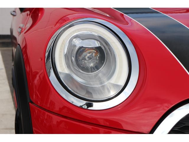 ジョンクーパーワークス Bカメラ LEDヘッドライト Dモード クルコン HUD 18インチAW JCWステアリング パドルシフト(13枚目)