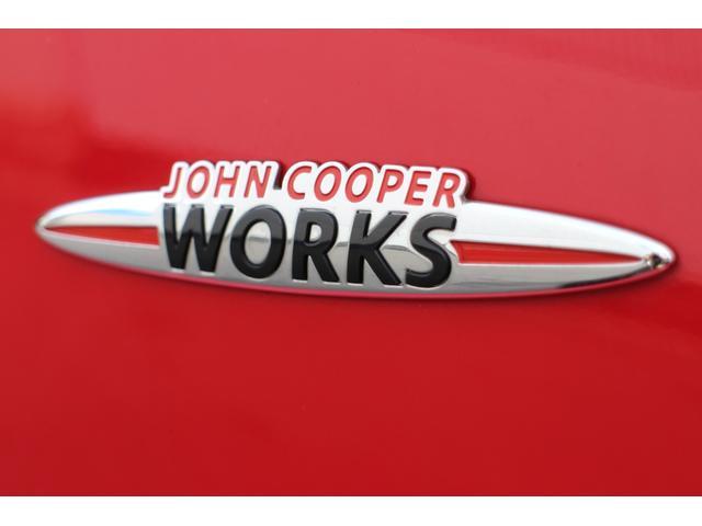 ジョンクーパーワークス Bカメラ LEDヘッドライト Dモード クルコン HUD 18インチAW JCWステアリング パドルシフト(21枚目)