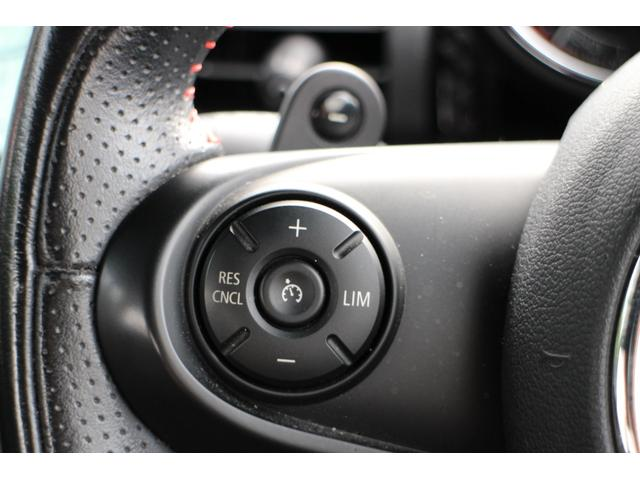 ジョンクーパーワークス Bカメラ LEDヘッドライト Dモード クルコン HUD 18インチAW JCWステアリング パドルシフト(29枚目)