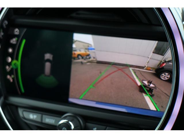 クーパーD クロスオーバー オール4 Fガラス(ヒートガラス) LEDヘッドライト アディショナルヘッドライト オートライト・レインセンサー(34枚目)