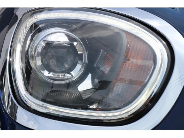 クーパーSD クロスオーバー オール4 ACC シートヒーター LEDライト 18インチAW ホワイトルーフ Bカメラ+PDC コンフォートA アクティブC(12枚目)