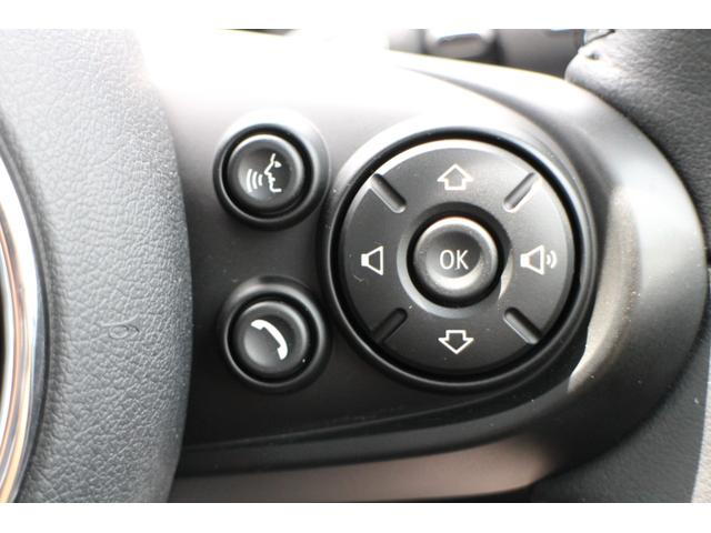 クーパーSD クロスオーバー オール4 ACC シートヒーター LEDライト 18インチAW ホワイトルーフ Bカメラ+PDC コンフォートA アクティブC(45枚目)