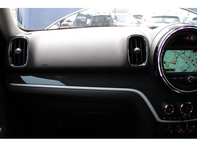 クーパーSD クロスオーバー オール4 ACC シートヒーター LEDライト 18インチAW ホワイトルーフ Bカメラ+PDC コンフォートA アクティブC(61枚目)