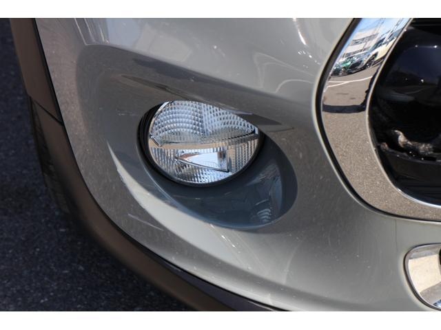 クーパーD ナビ ペッパーPKG Cアクセス Bカメラ+PDC BJミラーキャップ LEDヘッドライト ルーフキャリア オートライト レインセンサー ルーフBJステッカー(色あせ有)(13枚目)