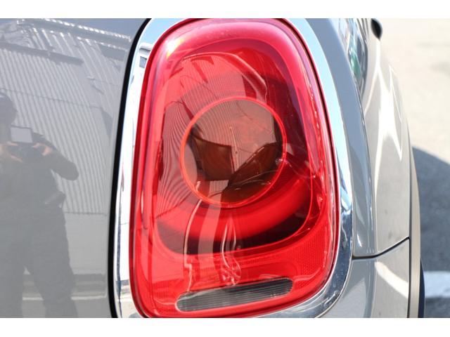 クーパーD ナビ ペッパーPKG Cアクセス Bカメラ+PDC BJミラーキャップ LEDヘッドライト ルーフキャリア オートライト レインセンサー ルーフBJステッカー(色あせ有)(18枚目)