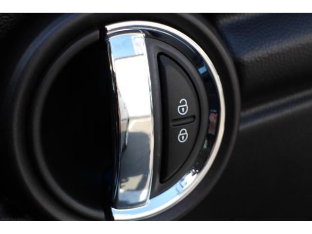 クーパーD ナビ ペッパーPKG Cアクセス Bカメラ+PDC BJミラーキャップ LEDヘッドライト ルーフキャリア オートライト レインセンサー ルーフBJステッカー(色あせ有)(34枚目)