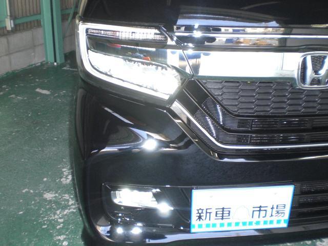 G・Lホンダセンシング 純正アルミ 届出済未使用車(8枚目)