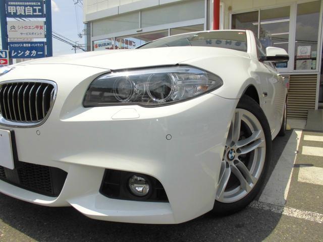 「BMW」「5シリーズ」「セダン」「滋賀県」の中古車3
