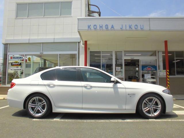 「BMW」「5シリーズ」「セダン」「滋賀県」の中古車7