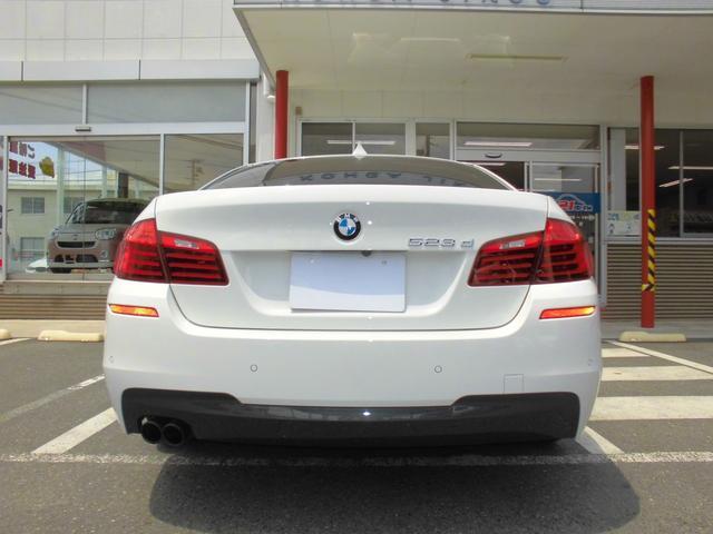 「BMW」「5シリーズ」「セダン」「滋賀県」の中古車9