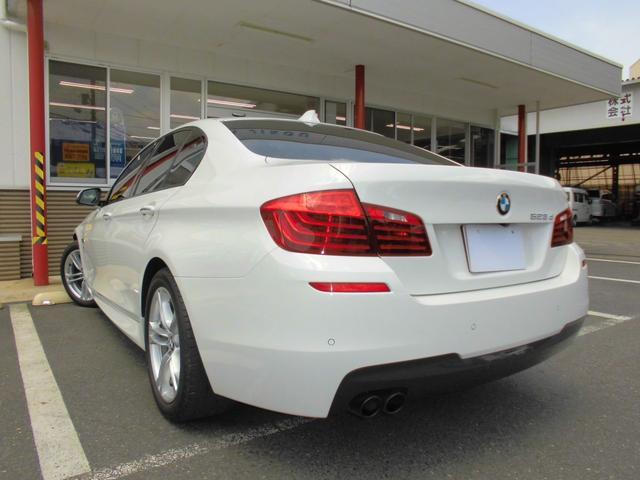 「BMW」「5シリーズ」「セダン」「滋賀県」の中古車10
