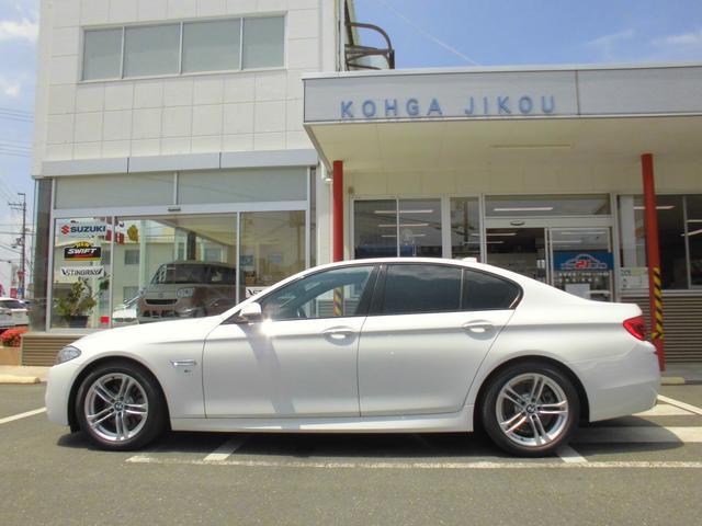 「BMW」「5シリーズ」「セダン」「滋賀県」の中古車11
