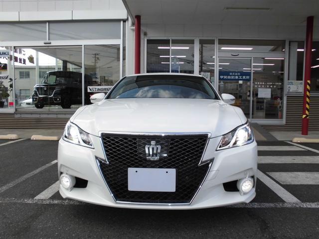 「トヨタ」「クラウン」「セダン」「滋賀県」の中古車5