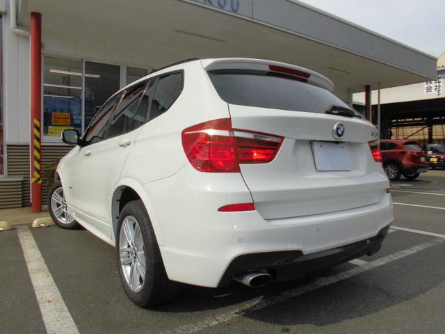 「BMW」「X3」「SUV・クロカン」「滋賀県」の中古車10