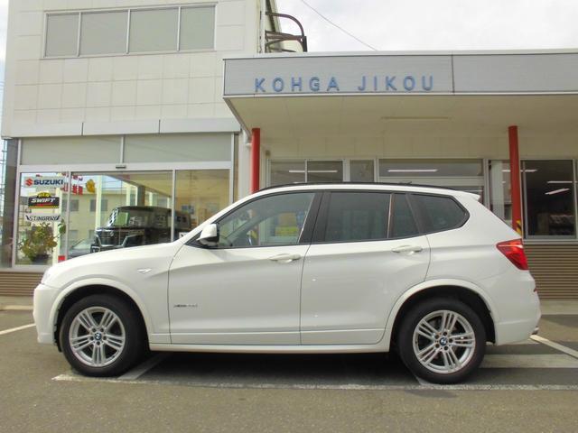 「BMW」「X3」「SUV・クロカン」「滋賀県」の中古車11