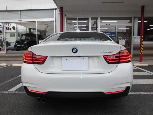 「BMW」「4シリーズ」「クーペ」「滋賀県」の中古車9