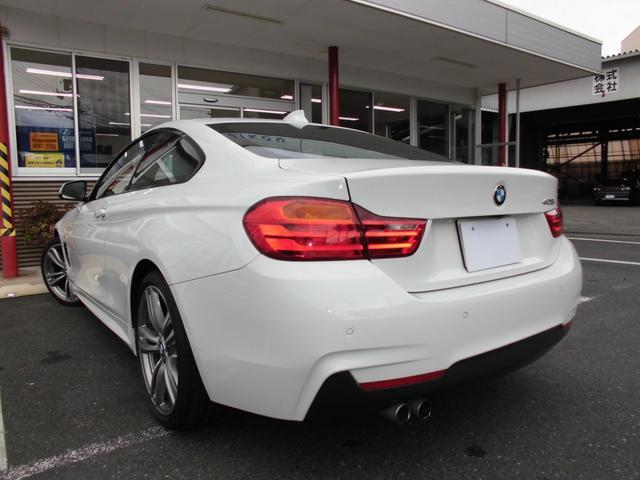 「BMW」「4シリーズ」「クーペ」「滋賀県」の中古車10