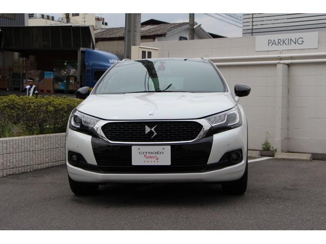 「シトロエン」「シトロエン DS4」「SUV・クロカン」「京都府」の中古車2