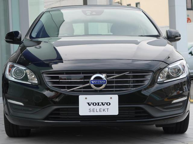 ボルボ ボルボ V60 T3 SE 認定 2017y 1オーナー 黒革 インテリS