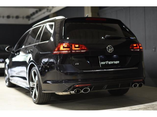 フォルクスワーゲン VW ゴルフRヴァリアント フルセグNAVI 走行7千km