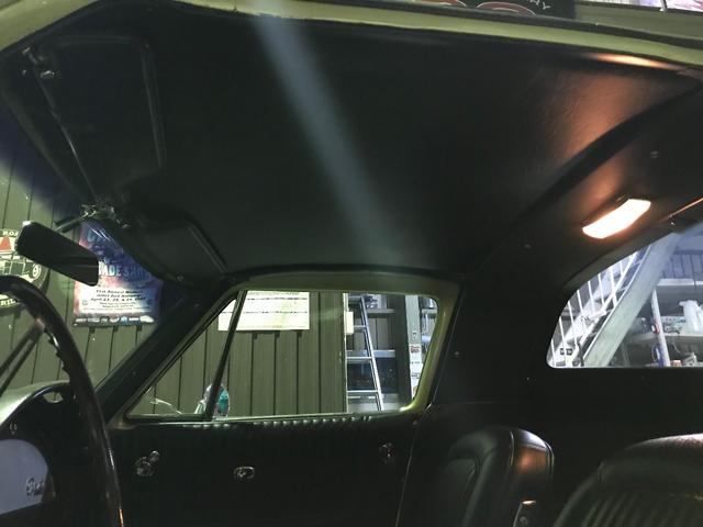 シボレー シボレー コルベット スティングレー C2 4AT レストア車 新エアコンシステム