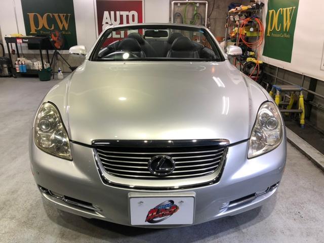 「レクサス」「SC」「オープンカー」「京都府」の中古車2