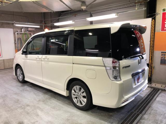 「ホンダ」「ステップワゴンスパーダ」「ミニバン・ワンボックス」「京都府」の中古車9