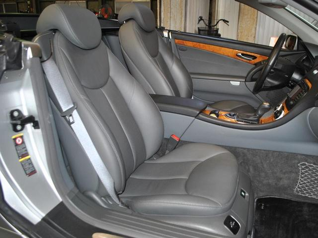 メルセデス・ベンツ M・ベンツ SL350 左H 禁煙 黒革 純正18AW スペアキー
