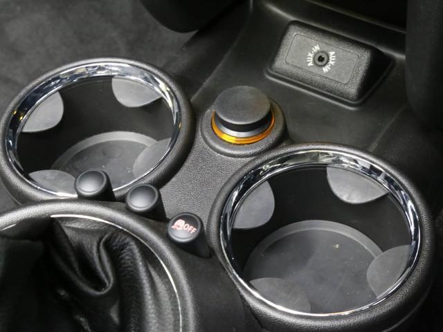 クーパーS コンバーチブル 禁煙車 ディーラー記録簿 スペアキー ブラックインナーヘッドライト 17インチアルミ リアセンサー クロームラインインテリア&エクステリア ETC(53枚目)