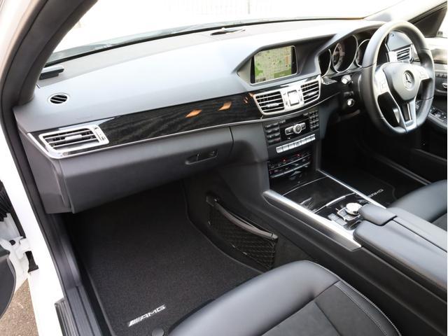 E250 ステーションワゴン アバンギャルド 1オーナー禁煙 ディーラー記録簿 純正ナビ フルセグTV Bカメラ ステアリングアシスト付きアダプティブクルーズコントロール AMG18AW AMG18インチホイール 大型ブレーキ 電動リアゲート(55枚目)