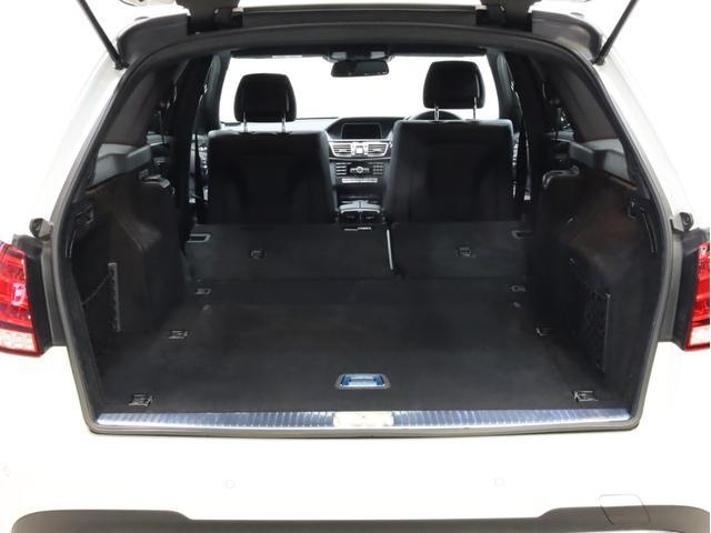 E250 ステーションワゴン アバンギャルド 1オーナー禁煙 ディーラー記録簿 純正ナビ フルセグTV Bカメラ ステアリングアシスト付きアダプティブクルーズコントロール AMG18AW AMG18インチホイール 大型ブレーキ 電動リアゲート(77枚目)