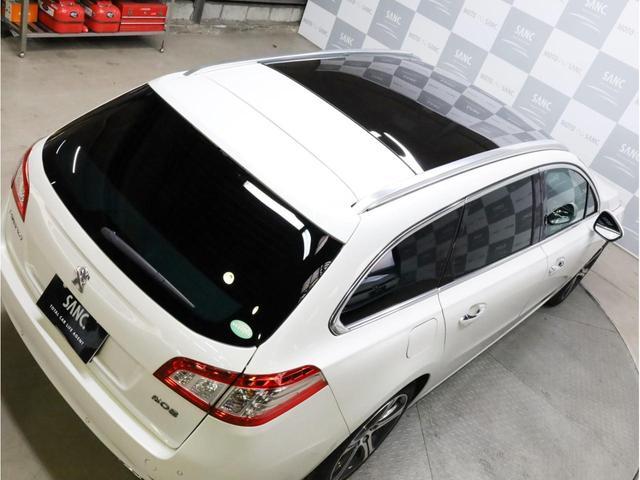 SW GT ブルーHDi 禁煙 ガラスルーフ LEDヘッドライト スマートキー 4ゾーン独立調整エアコン ナビTV バックカメラ オートマチックハイビーム ドライブレコーダー(74枚目)
