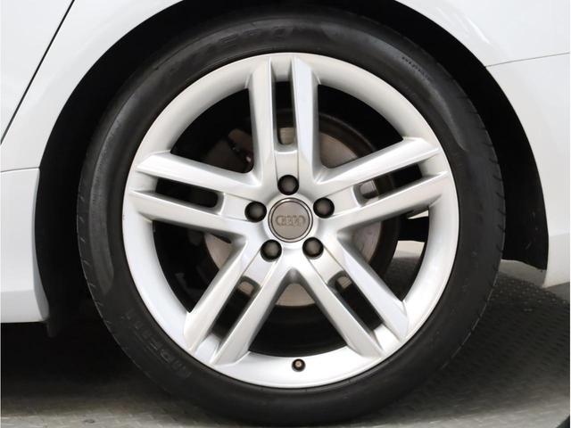 2.8FSIクワトロ Sラインパッケージ 禁煙 フルタイム4WD 黒革 19AW スポーツサス Sラインエアロ 純正ナビ フルセグTV バックカメラ BOSEオーディオ LEDヘッドライト(18枚目)