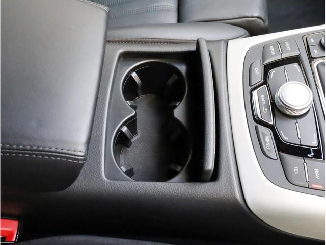 2.8FSIクワトロ Sラインパッケージ 禁煙 フルタイム4WD 黒革 19AW スポーツサス Sラインエアロ 純正ナビ フルセグTV バックカメラ BOSEオーディオ LEDヘッドライト(41枚目)