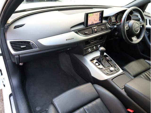 2.8FSIクワトロ Sラインパッケージ 禁煙 フルタイム4WD 黒革 19AW スポーツサス Sラインエアロ 純正ナビ フルセグTV バックカメラ BOSEオーディオ LEDヘッドライト(47枚目)