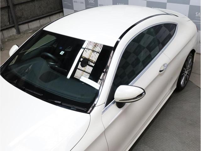 C180クーペ スポーツ+ 禁煙 レザーARTICOシート ヘッドアップディスプレイ アダプティブクルーズコントロール 衝突被害軽減ブレーキ レーンキープアシスト ステアリングアシスト 前後センサー LEDヘッドライト(67枚目)