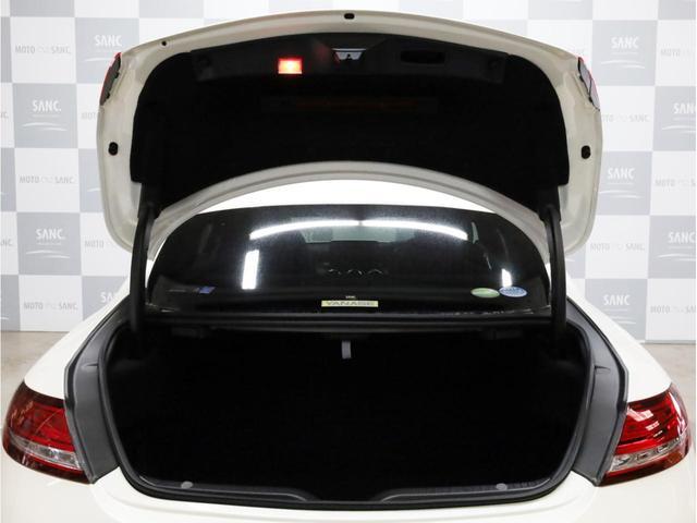 C180クーペ スポーツ+ 禁煙 レザーARTICOシート ヘッドアップディスプレイ アダプティブクルーズコントロール 衝突被害軽減ブレーキ レーンキープアシスト ステアリングアシスト 前後センサー LEDヘッドライト(75枚目)